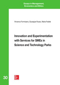 Innovation and Experimentation with Services for SMEs in Science and Technology Parks - Librerie.coop