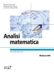 Analisi matematica 2/ed - copertina
