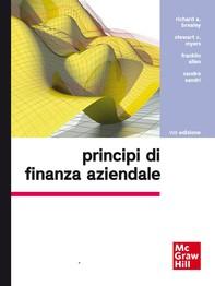 Principi di finanza aziendale 8/ed - Librerie.coop
