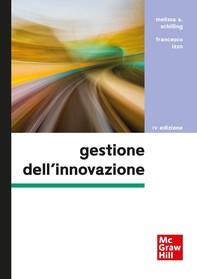 Gestione dell'innovazione 4/ed - Librerie.coop