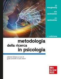 Metodologia della ricerca in psicologia 2/ed - Librerie.coop