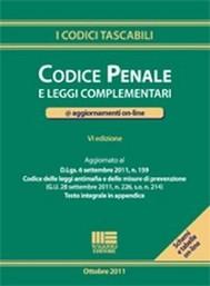 Codice Penale e leggi complementari - copertina