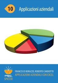 Applicazioni aziendali con Excel 10 Applicazioni aziendali - copertina