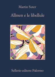Allmen e le libellule - copertina