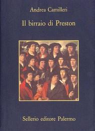 Il birraio di Preston - copertina