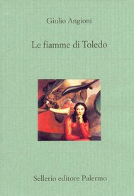 Le fiamme di Toledo - copertina