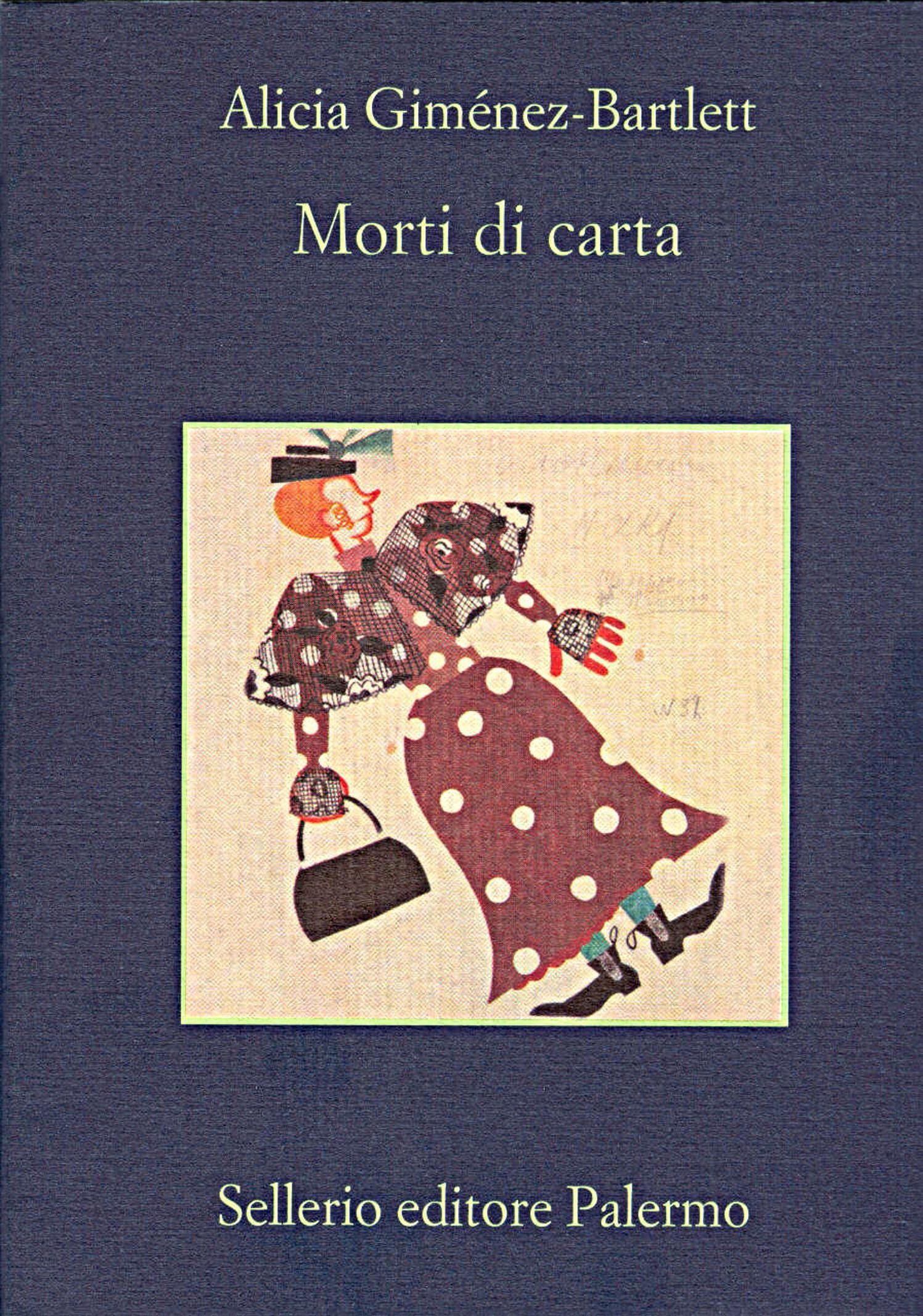 Morti di carta - Alicia Giménez - Bartlett