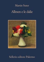 Allmen e le dalie - copertina