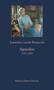 Agendine 1911-1929 - copertina