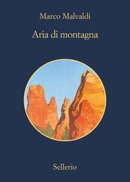 Aria di Montagna - copertina
