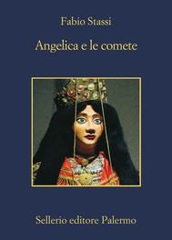 Angelica e le comete - copertina