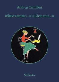 """Salvo amato..."" ""Livia mia..."" - Librerie.coop"