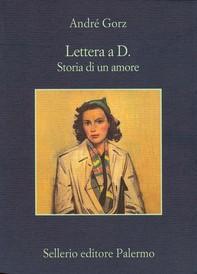 Lettera a D. - Librerie.coop