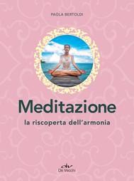 Meditazione - copertina