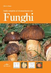 Guida completa al riconoscimento dei funghi - Librerie.coop