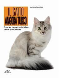 Il gatto angora turco - copertina