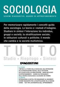 TUTTO - Sociologia - Librerie.coop