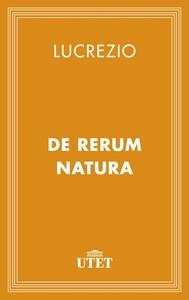 De rerum natura - copertina
