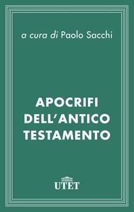 Apocrifi dell'Antico Testamento - copertina