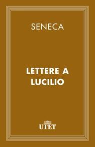 Lettere a Lucilio - copertina