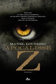 Apocalisse Z - copertina