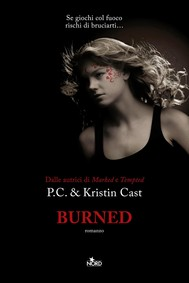 Burned - copertina