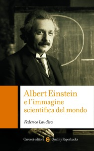 Albert Einstein e l'immagine scientifica del mondo - copertina