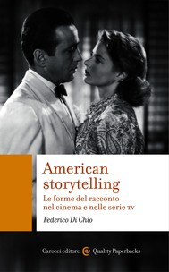 American storytelling - copertina