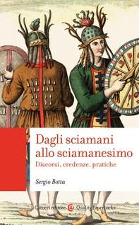 Dagli sciamani allo sciamanesimo - Librerie.coop