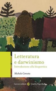Letteratura e darwinismo - Librerie.coop