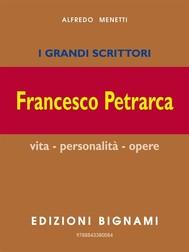 I grandi scrittori - Francesco Petrarca - copertina