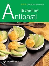 Antipasti di verdure - copertina
