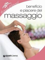 Beneficio e piacere del massaggio - copertina