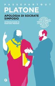 Apologia di Socrate - Simposio - copertina