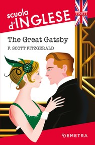 The Great Gatsby - copertina