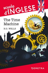 The Time Machine - copertina