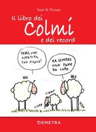 Il libro dei colmi e dei record - copertina