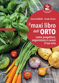 Il maxi libro dell'orto - Librerie.coop