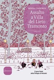 Assalto a Villa del Lieto Tramonto - copertina