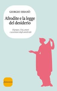 Afrodite e la legge del desiderio - copertina