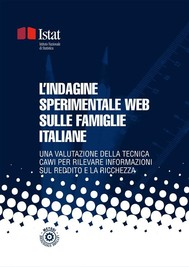 L'Indagine sperimentale web sulle famiglie italiane - copertina