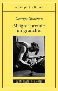 Maigret prende un granchio - Librerie.coop