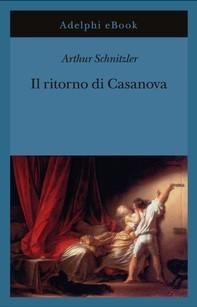 Il ritorno di Casanova - Librerie.coop