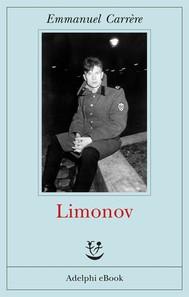 Limonov - copertina