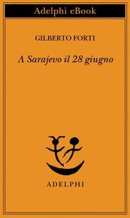 A Sarajevo il 28 giugno - copertina