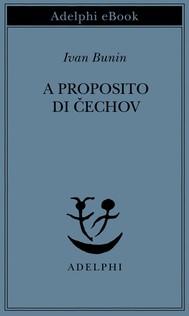 A proposito di Čechov - copertina