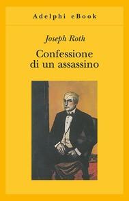 Confessione di un assassino - copertina