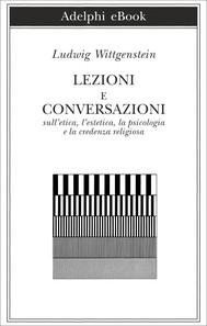 Lezioni e conversazioni - copertina