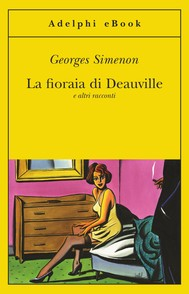 La fioraia di Deauville - copertina
