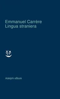 Lingua straniera - Librerie.coop